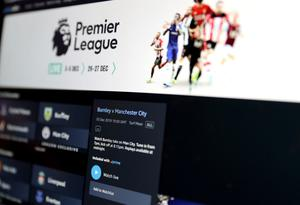 Amazon will make its four Premier League matches in the remainder of the 2019-20 season free to air. Photo credit: Scott Wilson/PA Wire.