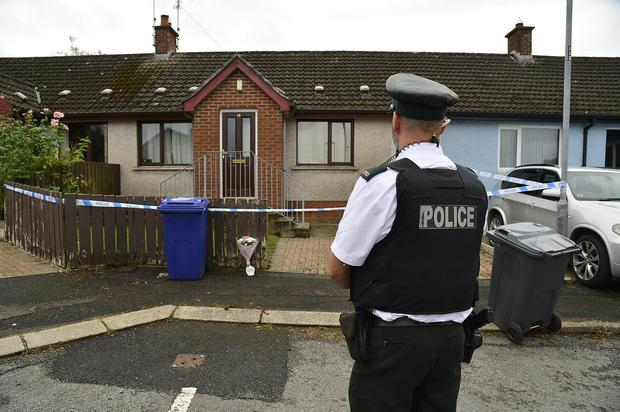 A man has been arrested on suspicion of murder after a two-year-old girl from Dungannon, County Tyrone, died in hospital. Picture By: Arthur Allison/Pacemaker Press.