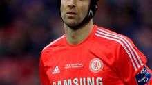 Petr Cech is due to meet Chelsea to discuss his future next week