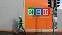 The new national children's hospital cost could 'rise by up to 40pc'. Photo: PA