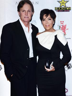 BEVERLY HILLS, CA - SEPTEMBER 15:  TV personalities Bruce Jenner (L) and Kris Jenner arrive at Brent Shapiro Foundation: The Summer Spectacular on September 15, 2012 in Beverly Hills, California.  (Photo by Beck Starr/FilmMagic)