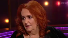 Mary Coughlan on the Ray D'Arcy Show