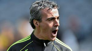 Opportunity lost: Jim McGuinness believed Donegal's club fixtures in 2013 'destroyed' their All-Ireland chances. Photo: SPORTSFILE