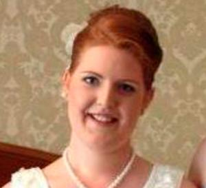 Emma O'Keeffe will be buried in a local cemetery today