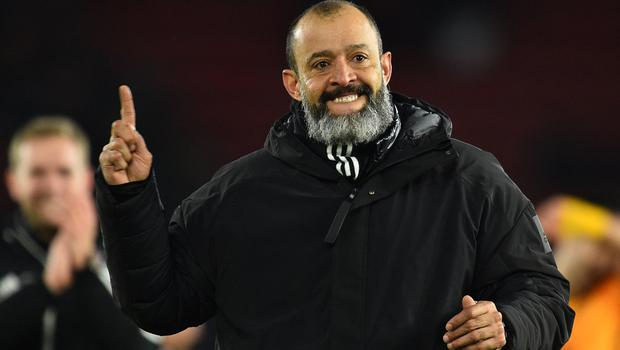COMMITTED: Boss Nuno. Pic: Getty Images
