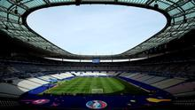 A general view of the Stade de France in Paris