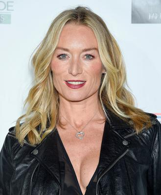 SANTA MONICA, CA - FEBRUARY 21:  Victoria Smurfit attends the US-Ireland Alliance 14th Annual Oscar Wilde Awards at Bad Robot on February 21, 2019 in Santa Monica, California.  (Photo by Gregg DeGuire/Getty Images)