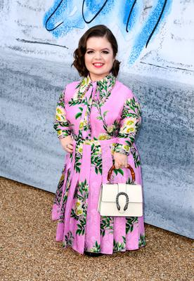 Sinéad Burke attends The Summer Party 2019, Presented By Serpentine Galleries And Chanel, at The Serpentine Gallery on June 25, 2019 in London, England. (Photo by Gareth Cattermole/Getty Images)