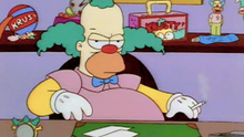 'The Simpsons' is set to lose one major character and it looks like it could be Krusty the Clown