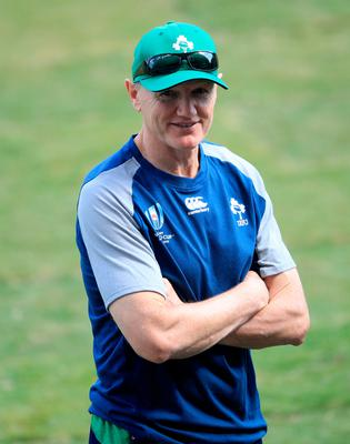 Ireland coach Joe Schmidt. Photo: PA