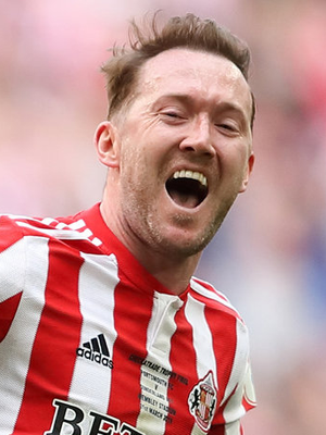 Aiden McGeady has moved up a division to sign with Charlton. Photo:James Williamson/Getty Images