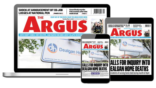 The Argus is now available as an ePaper