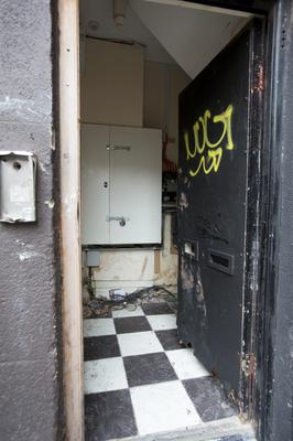 3 Kellys Row (at the rear of 20 Lr. Dorset St).  Dublin City Council sought an evacuation order for the property.