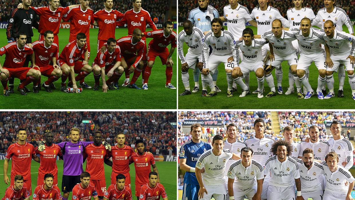 Liverpool beat Real Madrid 4-0 at Anfield in 2009 - but have the two teams  grown since? - Independent.ie
