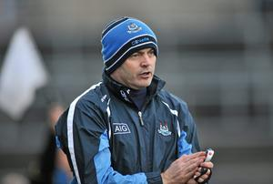 Dublin manager Anthony Daly