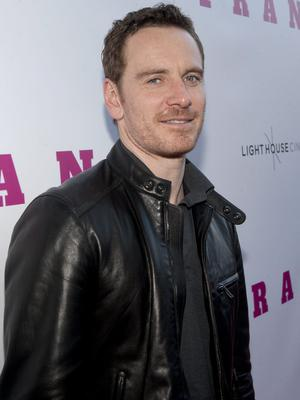 Michael Fassbender pictured at the European premiere of FRANK at the Light House Cinema, Smithfield. Pic Patrick O'Leary NO REPRO FEE