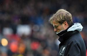 LIVERPOOL, ENGLAND - JANUARY 28: Jurgen Klopp manager / head coach of Liverpool during The Emirates FA Cup Fourth Round between Liverpool and Wolverhampton Wanderers at Anfield on January 28, 2017 in Liverpool, England. (Photo by Sam Bagnall - AMA/Getty Images)