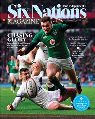 Don't miss your ultimate guide to the Six Nations free in Friday's Irish Independent