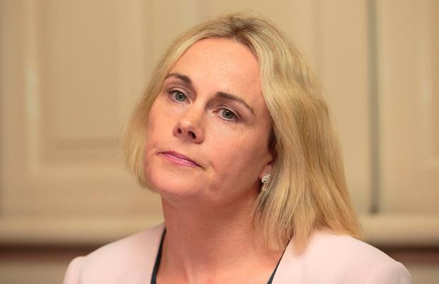 Sarah Keane: Turned around a toxic situation in Olympic Council. Photo: Gareth Chaney Collins