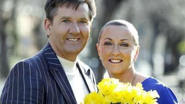 Majella and her husband singer Daniel O'Donnell