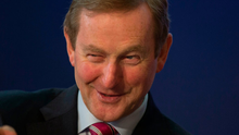 Interests: Enda Kenny is beginning a five-city US tour. Photo: Mark Condren