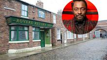 Will.i.am to film new music video on Coronation St set