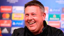 Leicester City manager Craig Shakespeare during a press conference at the King Power Stadium, Leicester. Photo: Mike Egerton/PA Wire