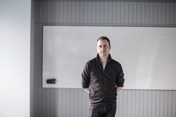 CEO and co-founder of Intercom Eoghan McCabe