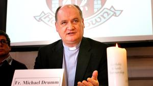 Fr Michael Drumm, chairperson of the Catholic Schools Partnership. Picture: Frank McGrath