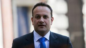 Warning was contained in briefing to Leo Varadkar. Photo: Gareth Chaney, Collins