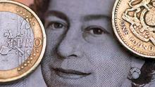 Concern the UK will leave the world's biggest single market has weighed on the pound this year. Photo: Reuters