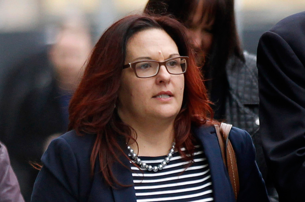 Niamh Dufficy: son suffered 'catastrophic' injuries Picture: Courtpix