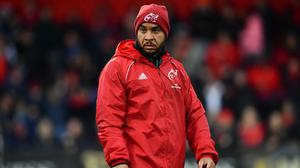 Denis Logan will leave his post as head of athletic performance at Munster Rugby