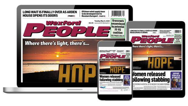 You can gift a subscription to the ePaper by calling 01 705 54 54