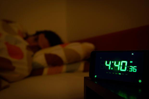Just one night of poor sleep can significantly increase levels of a toxic brain substance linked to Alzheimer's disease, a study has found. Photo: Dominic Lipinski/PA Wire