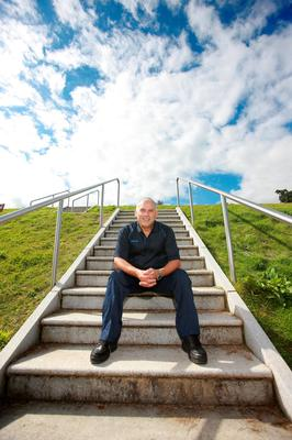 Tony Ward, Irish Independent rugby columnist and director of rugby at St Gerard's School, faced his toughest battle when he was diagnosed with cancer