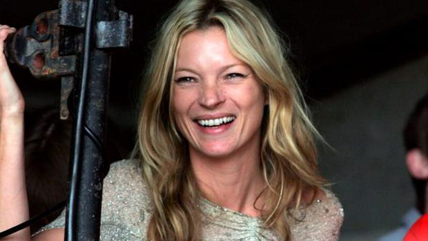 Kate Moss in 2007