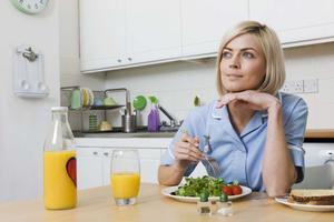 Eating a healthy and balanced diet will mean being a good role model for your children as they grow up
