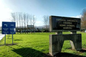 Patients at Kerry General Hospital were found to be at risk of infection and the bacteria that causes Legionnaire's disease