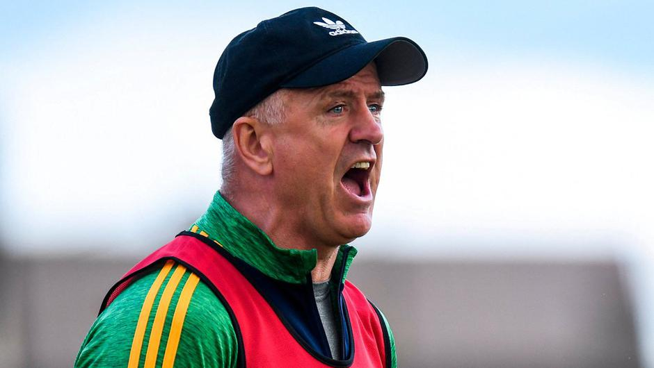 Concerned: Offaly manager John Maughan would not be surprised if the date for the resumption of inter-county training was delayed. Photo: Sportsfile