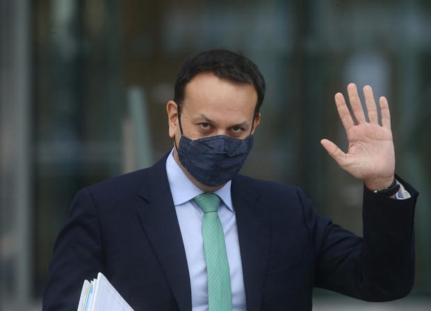 Tánaiste Leo Varadkar this week signed a new code of practice giving workers the 'right to disconnect' after knocking off for the day. Photo: rollingnews.ie