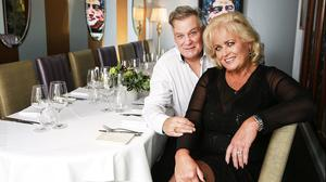 New challenge: Restaurateurs Derry and Sallyanne Clarke, who are closing the doors of L'Ecrivain after 31 years. Photo: David Conachy