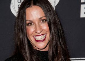 This June 20, 2014 file photo Alanis Morissette arrives at the 4th Annual Production Of The 24 Hour Plays After-Party in Santa Monica, Calif. (Photo by Richard Shotwell/Invision/AP,File)