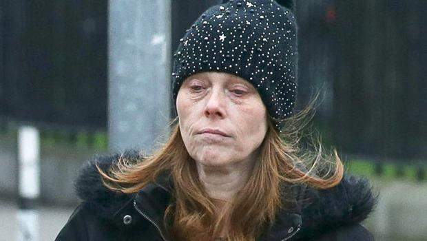 Louise OConnor (41) of Millmount Court, Dundrum Road, Dublin 14, arriving to Dublin Central Court. Pic Collins Courts