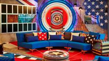Celebrity Big Brother house 2015