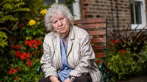 CRUEL TWIST: Nell McCafferty has lost the second love of her life — reading — after she was left blind after a stroke. Picture: Mark Condren