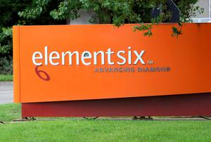 Shannon-based Element Six increased its workforce last year