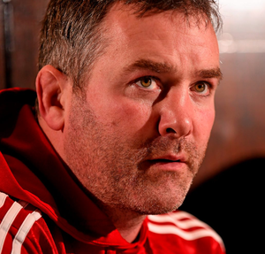 Munster head coach Anthony Foley has recently come under increased scrutiny Photo: Diarmuid Greene / SPORTSFILE