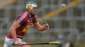 Brendan Murtagh won the Christy Ring Cup three times during a 17-year career with Westmeath. Picture credit: Piaras Ó Mídheach / SPORTSFILE