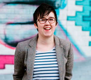 Lyra McKee. Photo: Getty Images